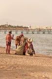 Tour de chameau Images libres de droits