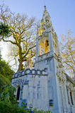 Tour de chapelle de regaleira de Quinta DA Photographie stock