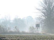 Tour de chasseurs Images stock