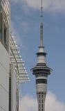 Tour de ciel, Auckland Images libres de droits