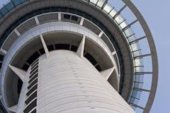 Tour de ciel, Auckland Image libre de droits