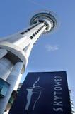 Tour de ciel d'Auckland Photo stock