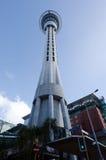 Tour de ciel d'Auckland Photos stock
