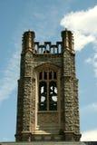 Tour de cloche d'église Image libre de droits