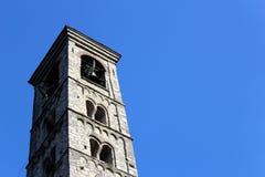 Tour de cloche italienne Romanic Photographie stock