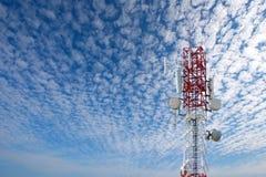 Tour de communications Image stock