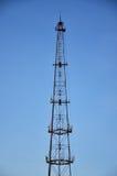 Tour de communications par radio Image libre de droits