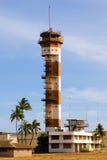 Tour de contrôle d'île de Ford Photos stock
