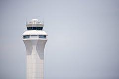 Tour de contrôle d'aéroport Photo libre de droits