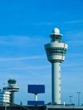 Tour de contrôle de Schiphol, Amsterdam Photo stock