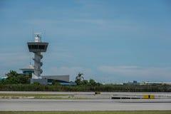 Tour de contrôle du trafic aérien Images stock