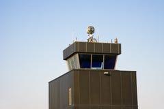 Tour de contrôle - vieil aéroport Chicago Photos libres de droits