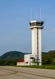 Tour de contrôle du trafic aérien Photos stock