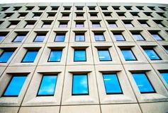 Tour de Copenhague Windows Images stock