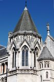 Tour de Cour de Justice royale, Londres Photo stock