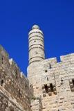 Tour de David, Jérusalem Photos libres de droits