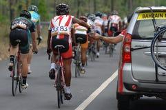 Tour de East Java 2013 Royalty Free Stock Images