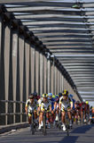 Tour de East Java 2013 Royalty Free Stock Images