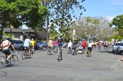 Tour DE Fat San Diego stock afbeeldingen