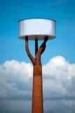 Tour de fer pour faire de la publicité Image libre de droits
