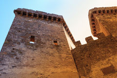 Tour de forteresse Photos libres de droits