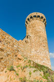 Tour de forteresse Photos stock