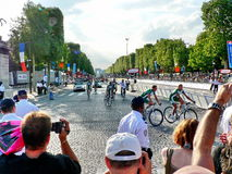 Tour de France 1 Immagine Stock