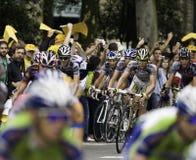 Tour de France fotografía de archivo libre de regalías
