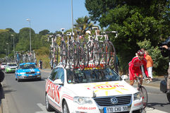 Tour de France fotografia stock