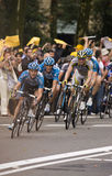 Tour de France 2 Stockbild