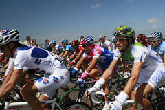 Tour de France 2008 Images stock