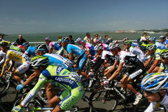 Tour de France 2008 Immagine Stock