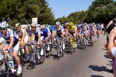 Tour de France 2009 immagini stock