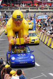 Tour de France 2009 Stockbilder