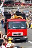 Tour de France 2009 Stockbild