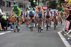 Tour de France 2009 de le - autour de 4 Images stock