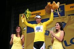 Tour de France 2009 del Le - alrededor de 4 Imagen de archivo