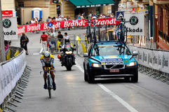 Tour de France 2009 Monaco Stock Photos