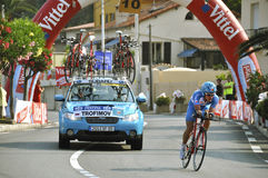 Tour de France 2009 Monaco Royalty Free Stock Photography