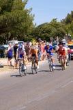 Tour de France 2009 - Stufe 3 Lizenzfreie Stockbilder