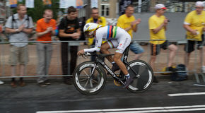 Tour de France 2010 Fotografia Stock