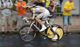 Tour de France 2010 Royalty Free Stock Image