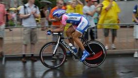 Tour de France 2010 Stock Photo