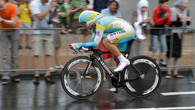 Tour de France 2010 Lizenzfreies Stockfoto