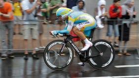 Tour de France 2010 Fotografia Stock Libera da Diritti