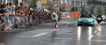 Tour de France 2010 Royalty Free Stock Image