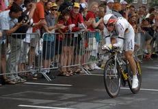 Tour de France 2010 Imágenes de archivo libres de regalías