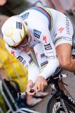 Tour de France 2010. Einleitung Stockfotos