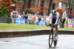 Tour de France 2010. Prólogo Foto de archivo libre de regalías