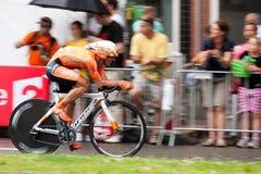 Tour de France 2010. Prólogo Fotografía de archivo